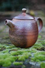 The Tea Pot without glaze 2020; cca 1,7 dl/Sold
