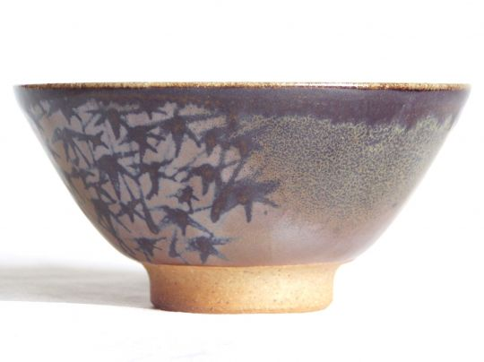 The tea bowl -